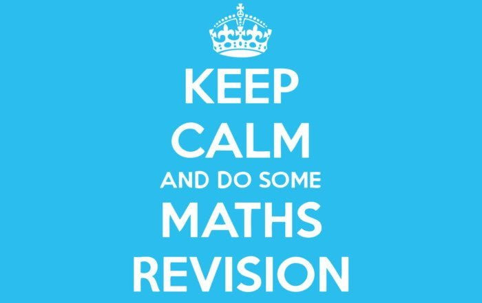 Maths Revision