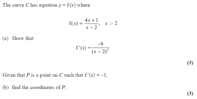 differentiation questions The given question can be solved by two methods we discuss both the methods one by one: method 1: i lim (x→0) (tan x – sin x)/x3 [0/0 form] differentiate denominator and numerator separately (i,e, apply l' hospital rule) = lim (x→0) ( sec2x – cos x)/3x2 [0/0 form] again applying l' hospital rule = lim (x→0) (2 sec x sec.