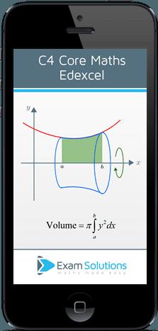 Edexcel C4 app