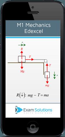 Edexcel M1 app