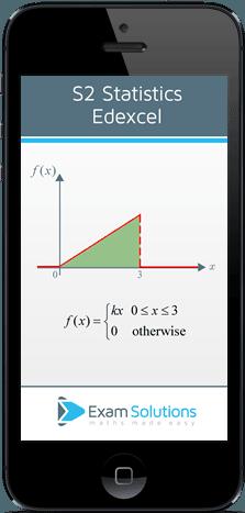 Edexcel S2 app