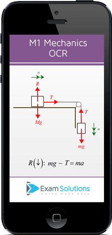 Edexcel M1 Mechanics app