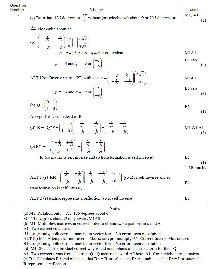 fp1 examination paper 1 january 2009 ms - fp1 edexcelpdf pmtphysicsandmathstutorcom 2 january 2009 qp - fp1 edexcelpdf pmtphysicsandmathstutorcom paper reference(s) edexcel gce materials required for examination items included with question papers mathematical formulae (orange) nil candidates may use any calculator allowed by the regulations.
