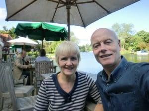 Susan and Stuart Sidders
