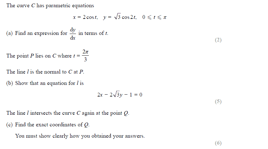 Edexcel Pure Maths 1 - Practice Paper | ExamSolutions