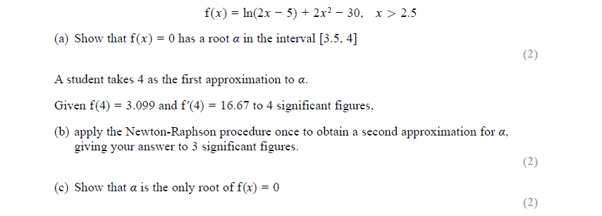 Edexcel Pure Maths 1 - Practice Paper | ExamSolutions